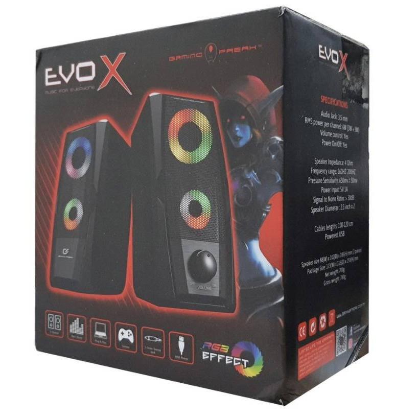 GAMING FREAK EVO-R/EVO-X USB 2.0 Speaker