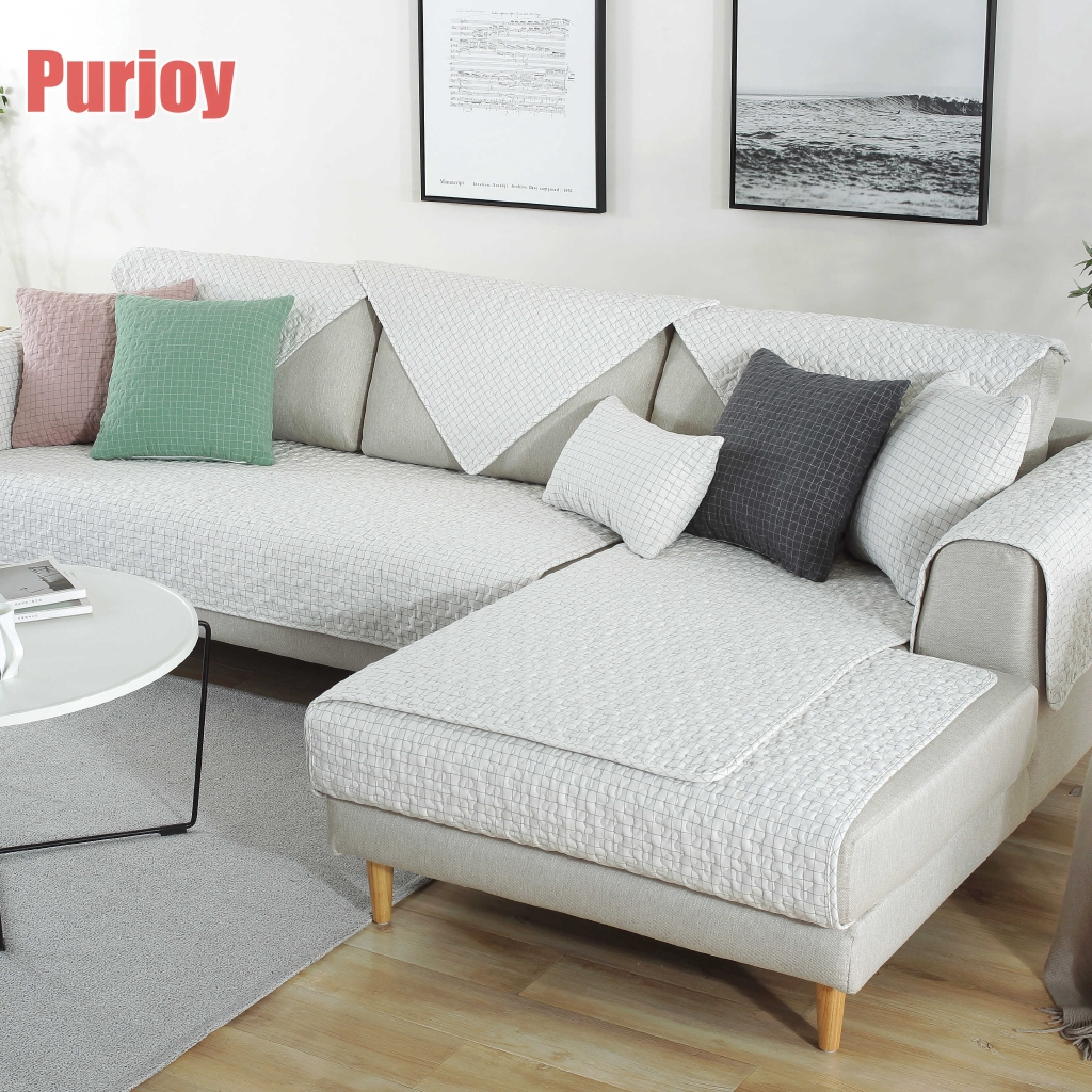 Purjoy Sofa Cushion Cotton Four Seasons