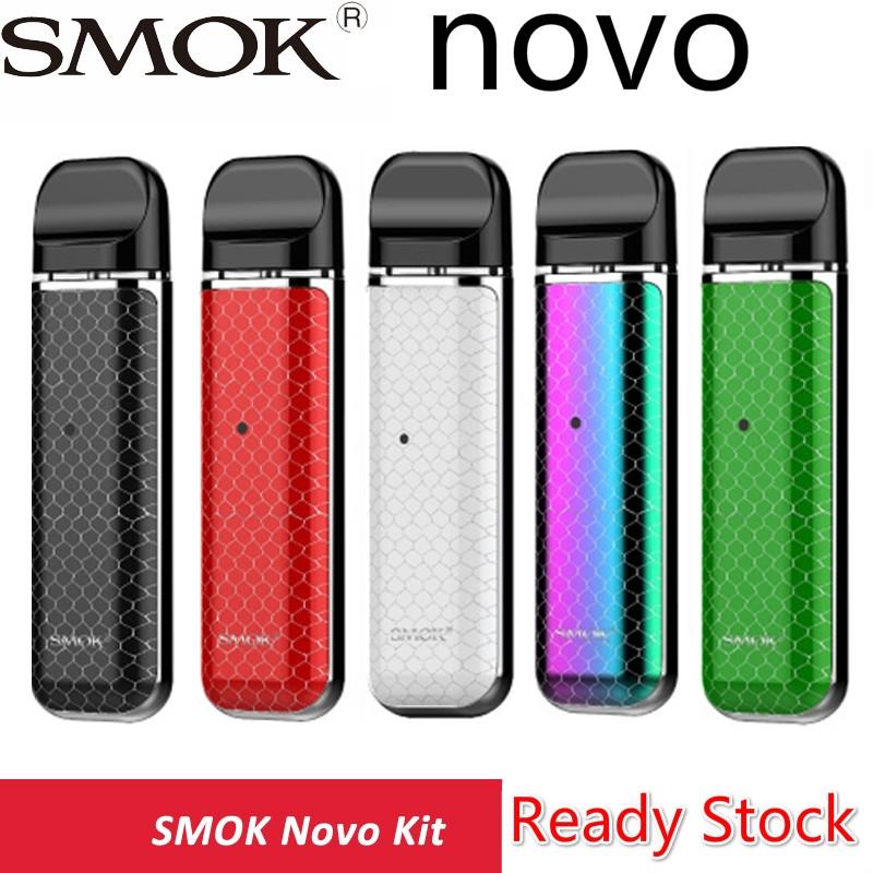 SMOK novo pod starter kit cobra covered vape pen kit 450mAh battery 2ml  capacity
