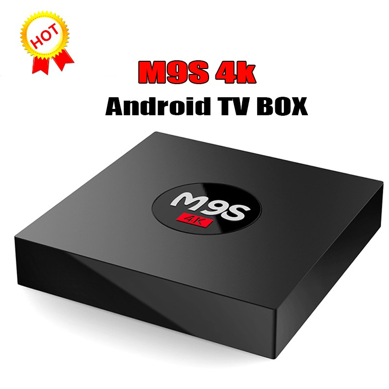 Android 7 1 Smart TV Boxes M9S K3 RK3229 Quad Core 1GB 8GB Media Players 4K  IPTV