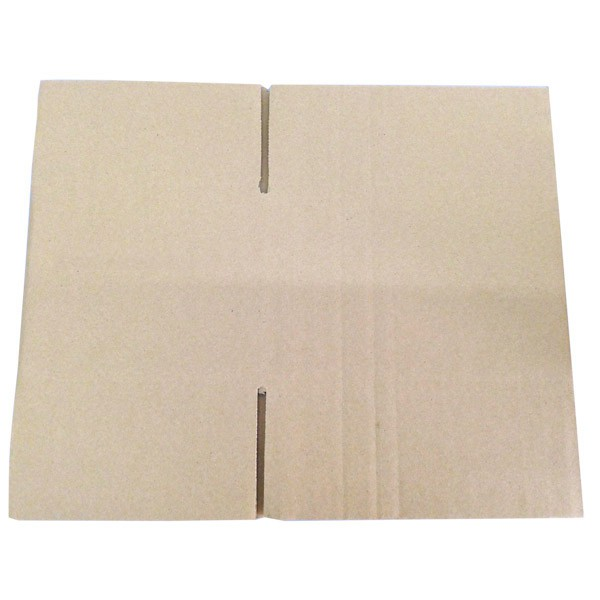 (300mm x 195mm x 260mm, Set of 5) Single Wall Cardboard Carton Box for Packing