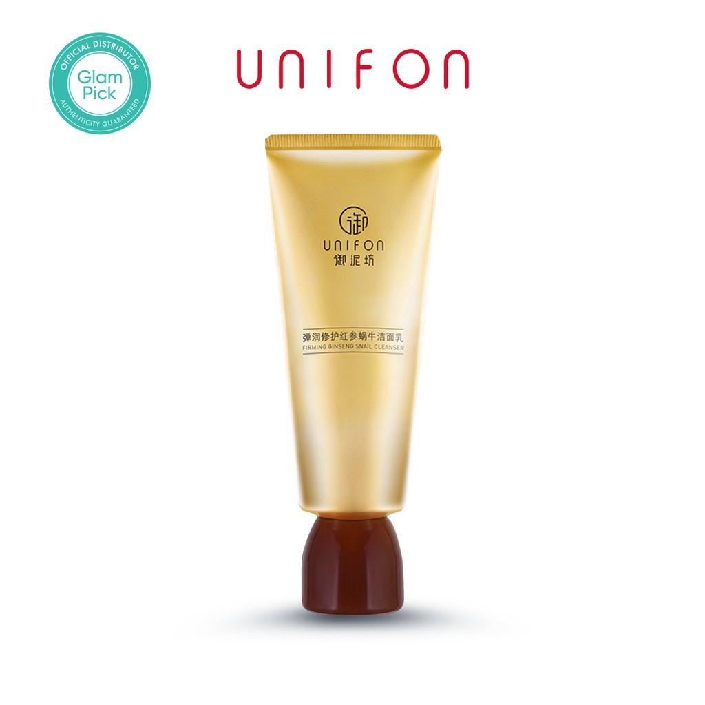 UNIFON Firming Ginseng Snail Facial Cleanser 100ml
