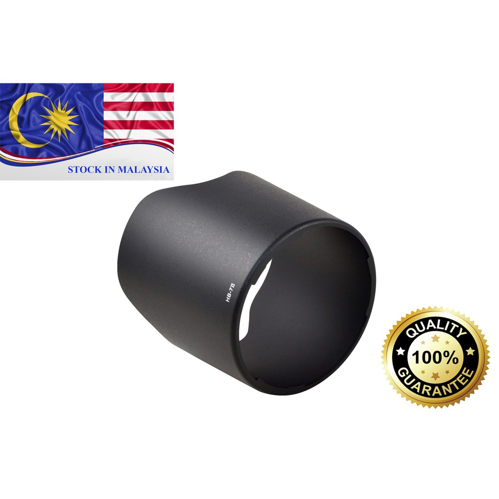 HB-7 II Lens Hood For Nikon AF Nikkor 80-200mm f/2.8D ED (Ready Stock In Malaysia)