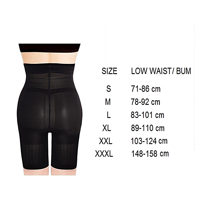 MALAYSIA-S-2XL SELUAR BEKUNG ELAK BUNCIT Slim N Lift Slimming Pants