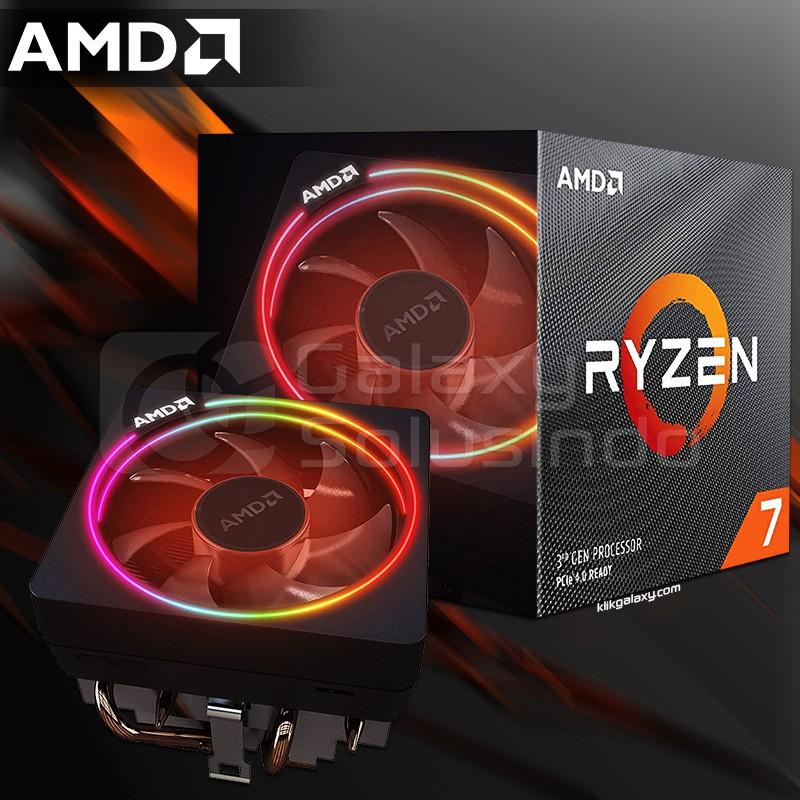 Amd Ryzen 7 3700x 8 Core 3 6 Ghz 4 4 Ghz Max Boost Shopee Malaysia