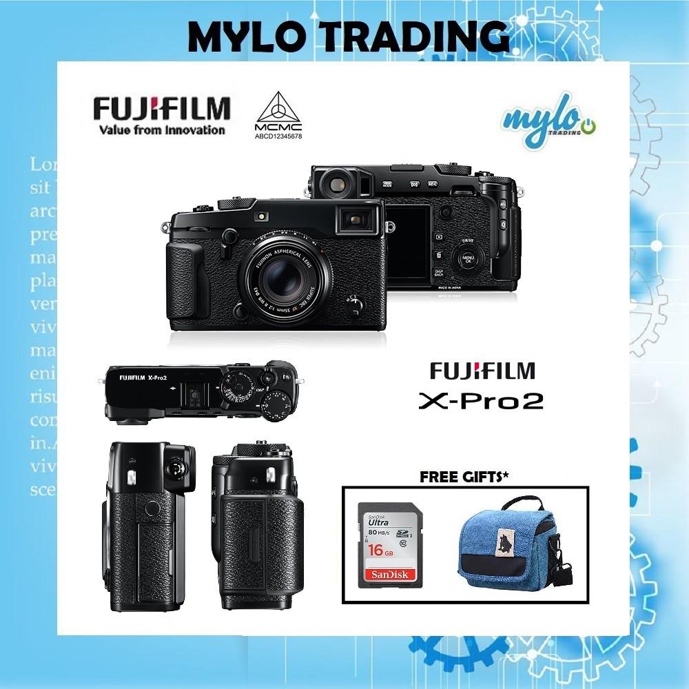 Fujifilm X-Pro2 / XPro2 Body Mirrorless Digital Camera (Fujifilm Malaysia)