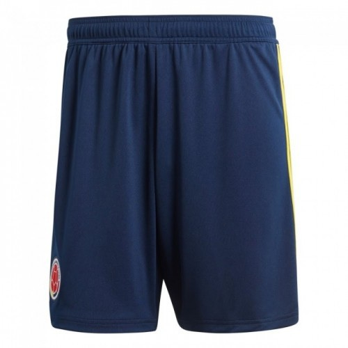 Colombia Home Short World Cup 2018