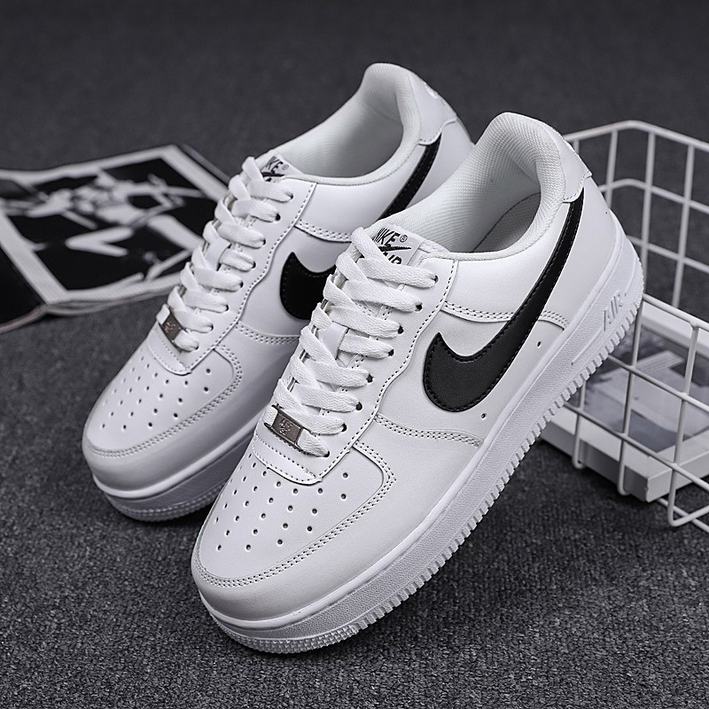 Ready Stock Nike Air Force 1 unisex Original nike sports shoes Size 36 44