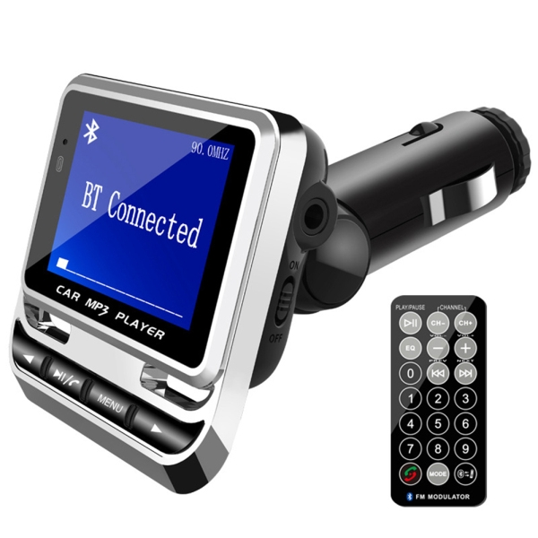 Large Screen Multi-function Car Mp3 Bluetooth Player Usb Flash Drive with