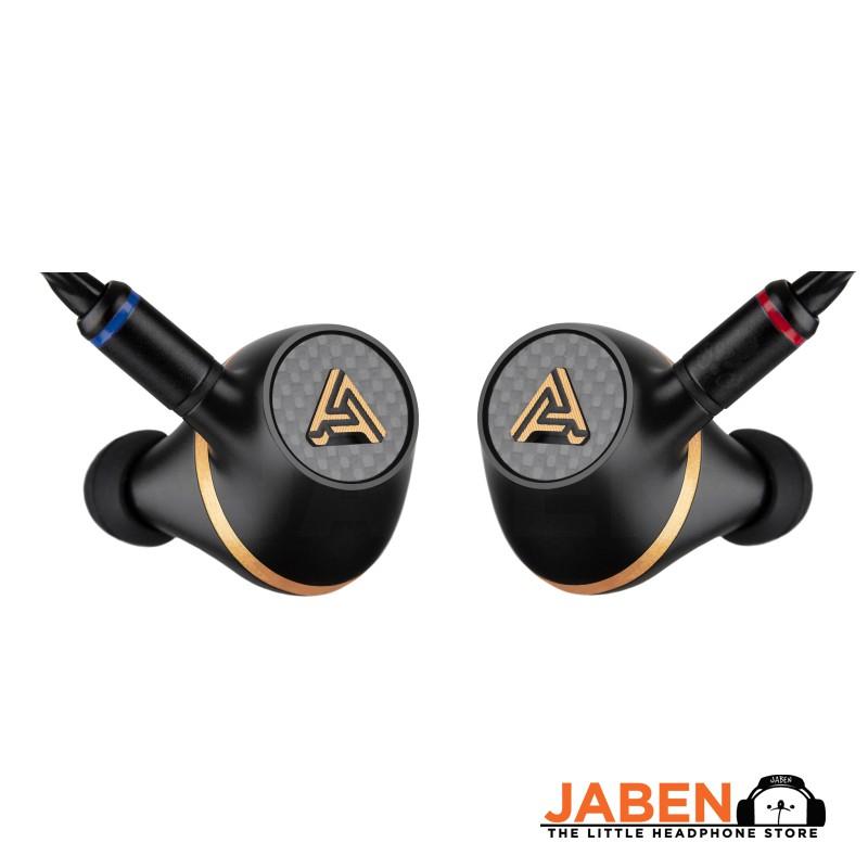 Audeze Euclid Planar Mangetic Hi-res Premium Detachable MMCX Closed-Back In-Ear Earphones [Jaben]