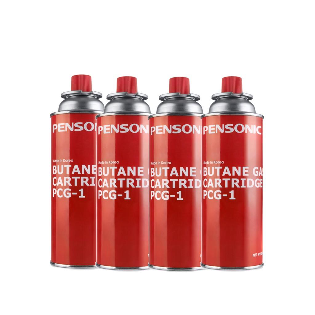 Pensonic Gas Cartridge (4 Units) PCG-1