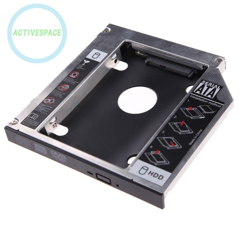 HDD 2 Secondary Hard Drive HDD Caddy Tray Bracket for Dell Precision M6400 M6500