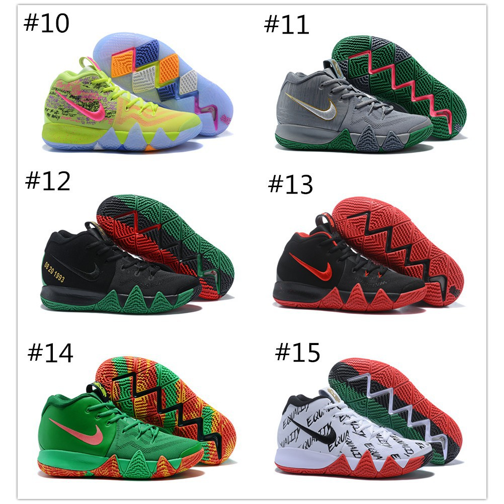 98034175 Nike Kyrie 4 EP Kyle Irving 4 Mens Basketball Shoes Sport Shoes Limited 15  Color
