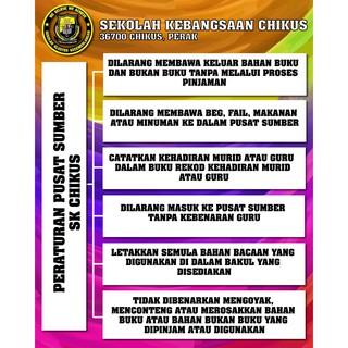 Carta Pusat Sumber Sekolah Shopee Malaysia