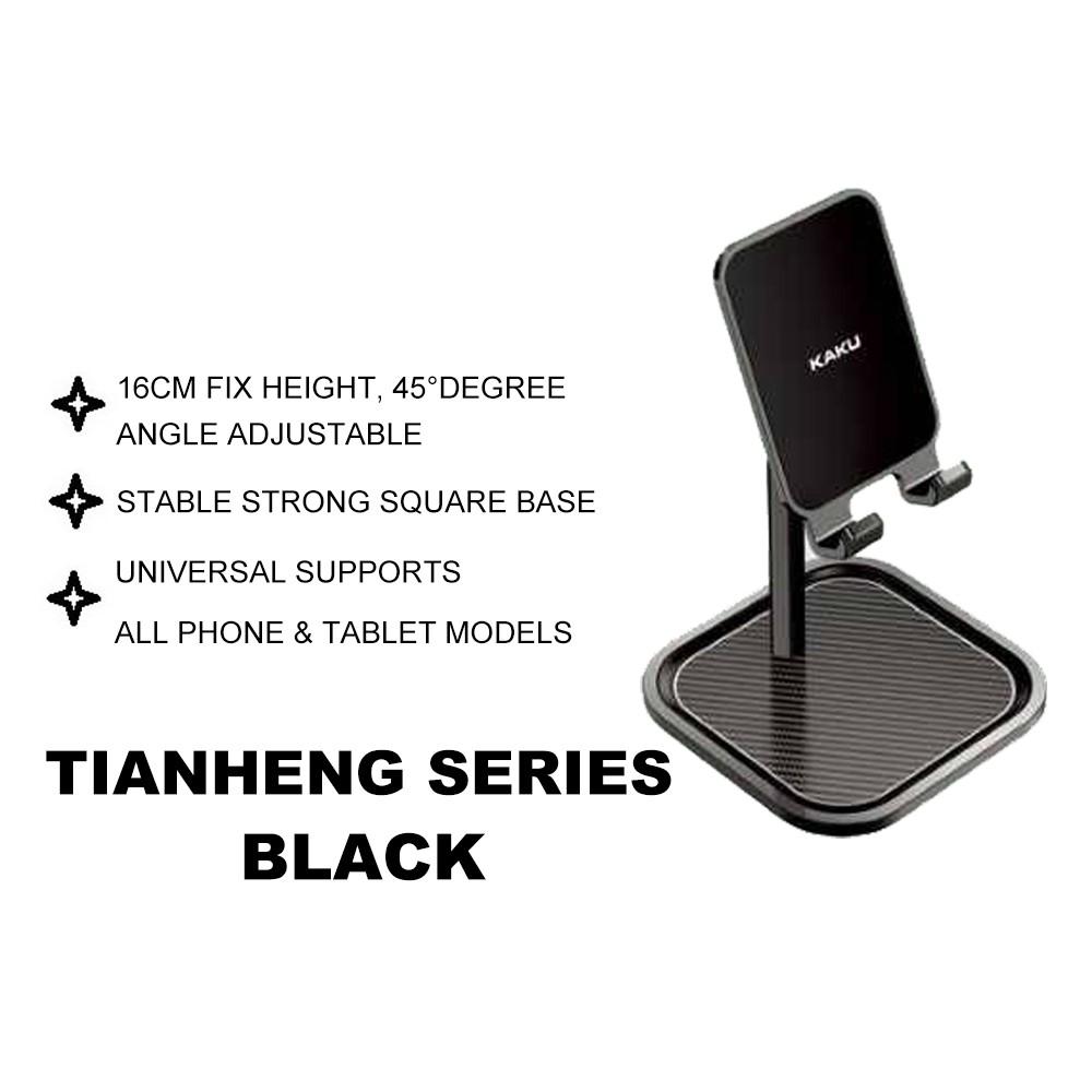 IKAKU KAKU TIANHENG Mobile Phone Holder Desktop Stand Live Lazy Mount Height Angle Adjustable Stable Smartphone Tablet