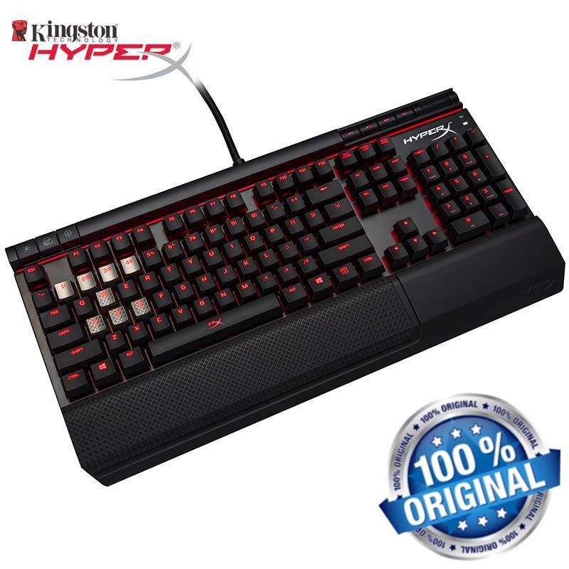 2acbc226793 ProductImage. ProductImage. Original Kingston HyperX Alloy Elite Mechanical  Gaming Keyboard