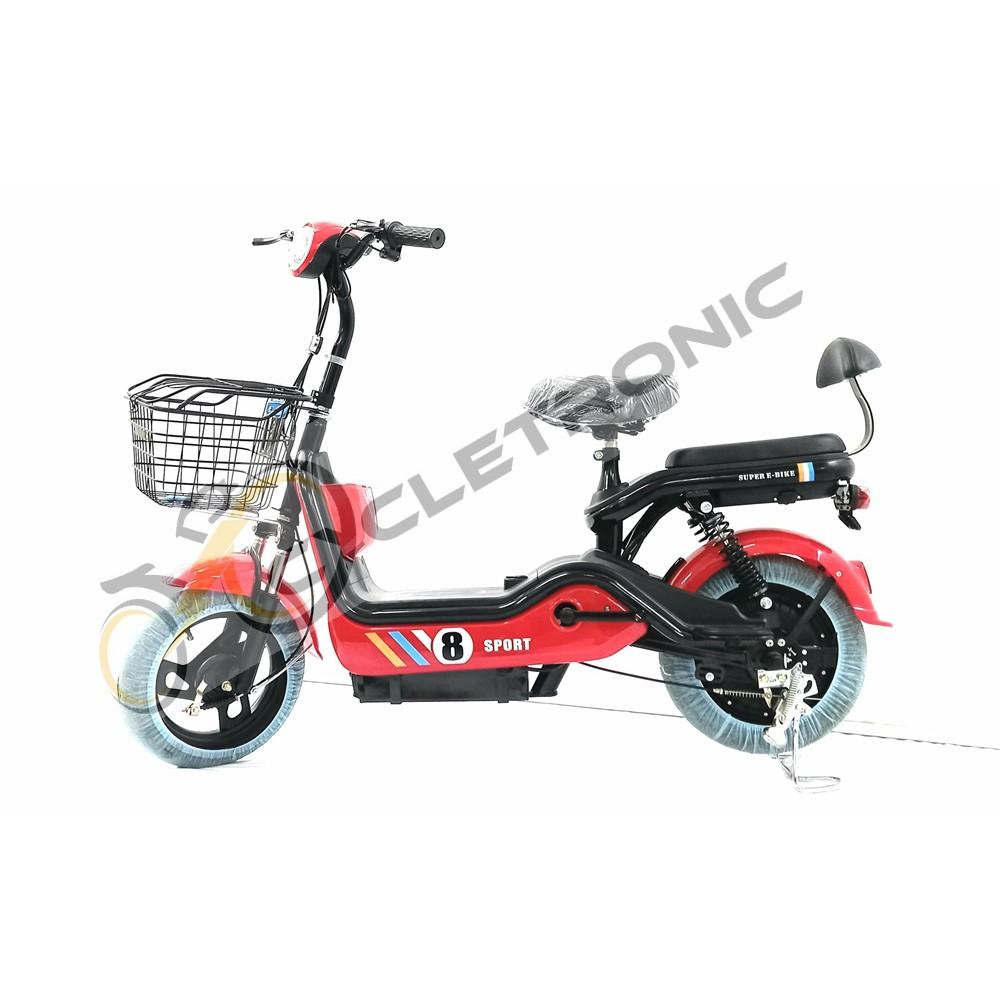 [Ready stock]Cycletronic E-Bike Easy Series EZ-8
