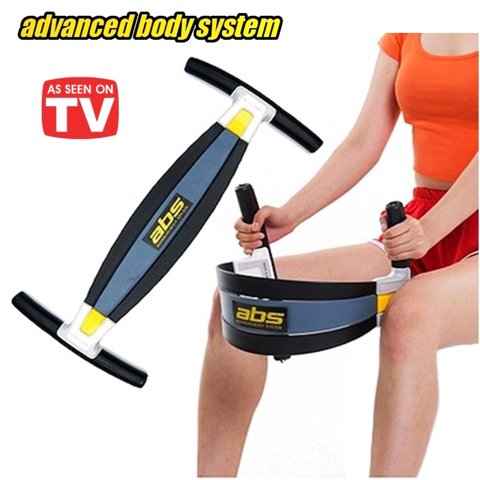 MALAYSIA] ALAT LATIHAN GYM DI RUMAH /ABS Advanced Body System Ab Workout Device Exercise Equipment