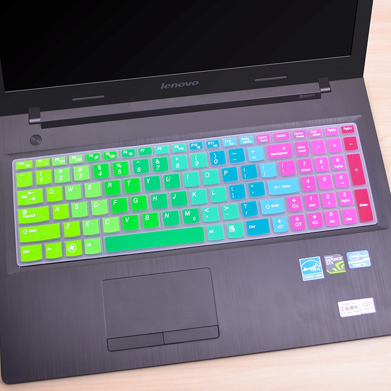 ☫15 6 inch Lenovo Notebook computer keyboard protective film y700 Save the  ISK version of small new 700 Rui 7000 g50