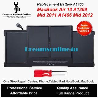New Original Apple MacBook Air 13-inch 2013 2014 2015 2017 A1466 A1496  Battery