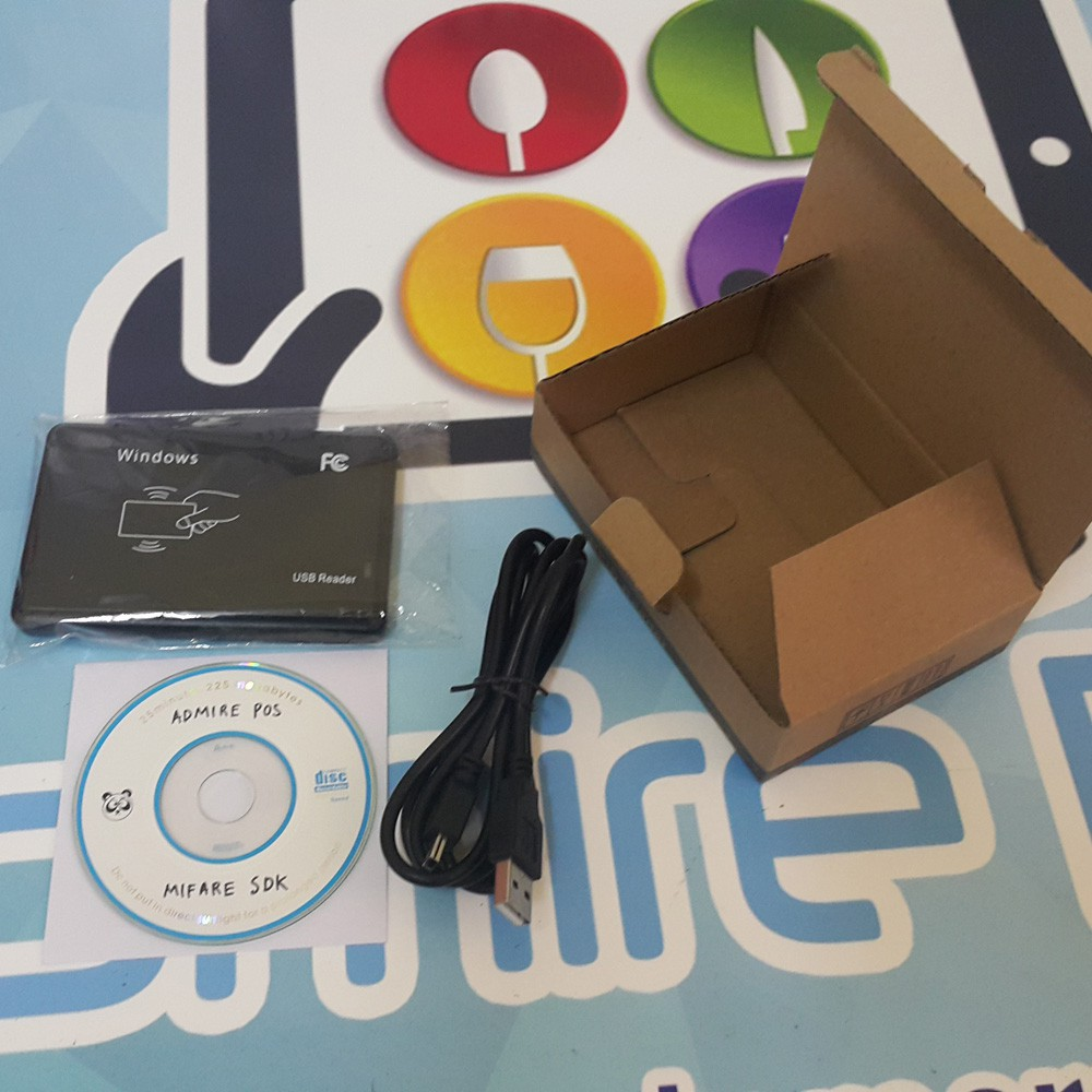 MIFARE Card Reader & Writer Encoder with SDK for Programming