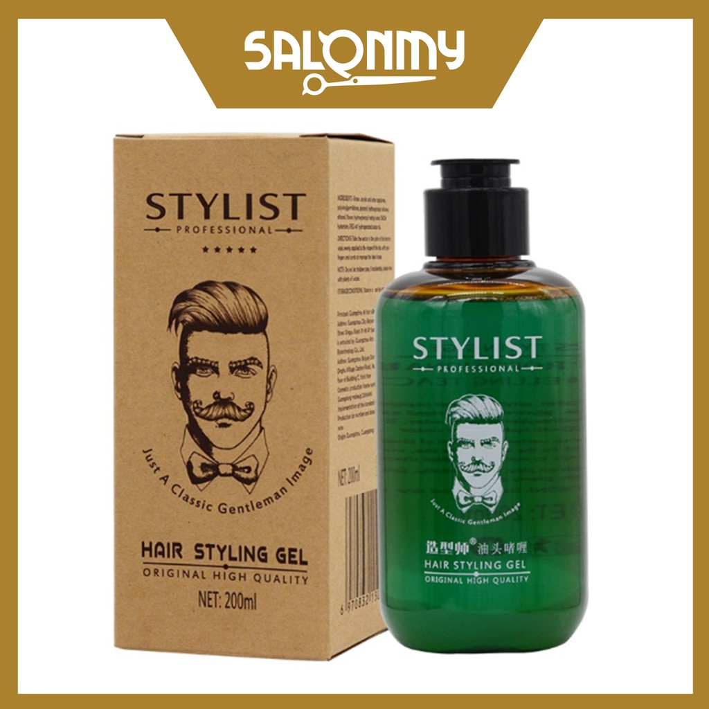 Stylist Gentleman Oil Gel 200ml