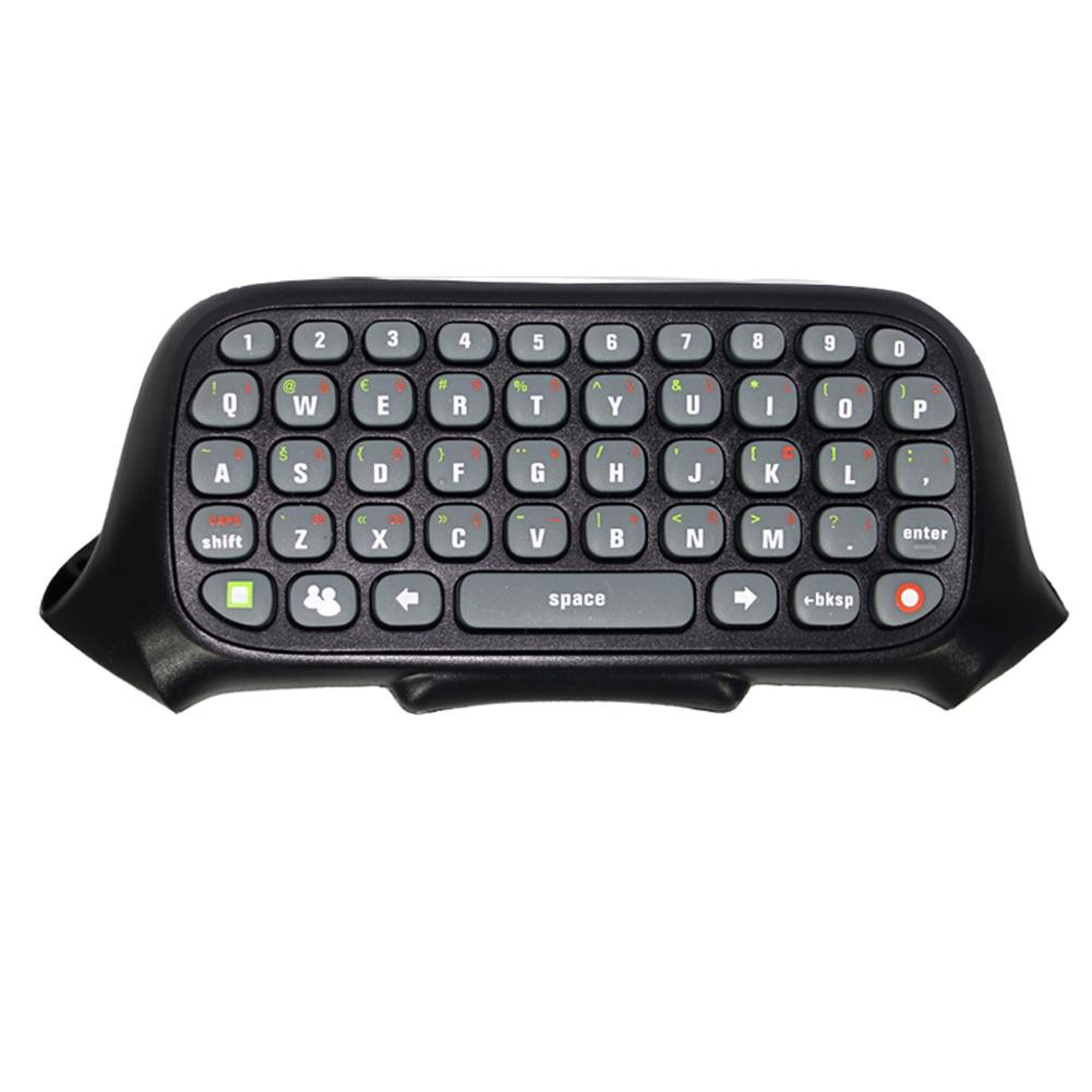 Dobe Wireless Game Keyboard Controller Chat Pad For Xbox 360