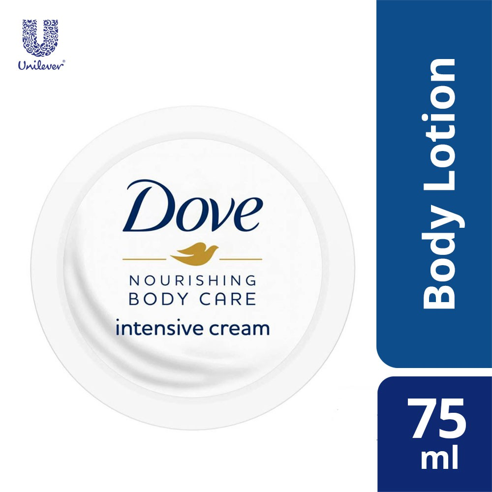 Dove Fm Intensive Nourishing Body Cream 75ml