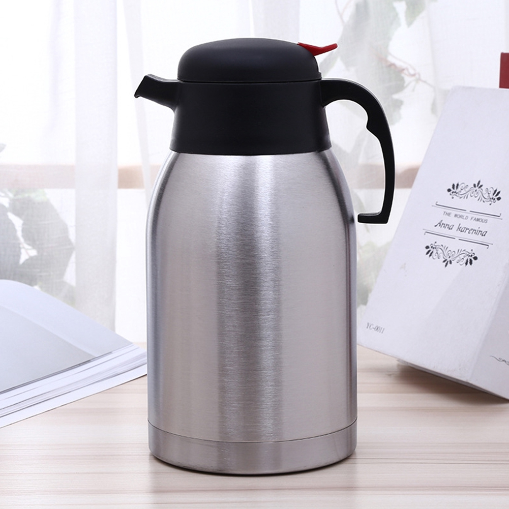 Household Insulated Coffee Teaware Stainless Steel Kettle