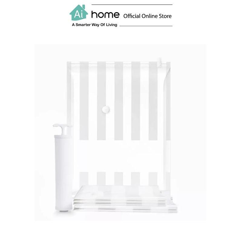 STOSTO Smart Travel PVC Vacuum Bag (11 Pcs Set) [ Ai Home ]