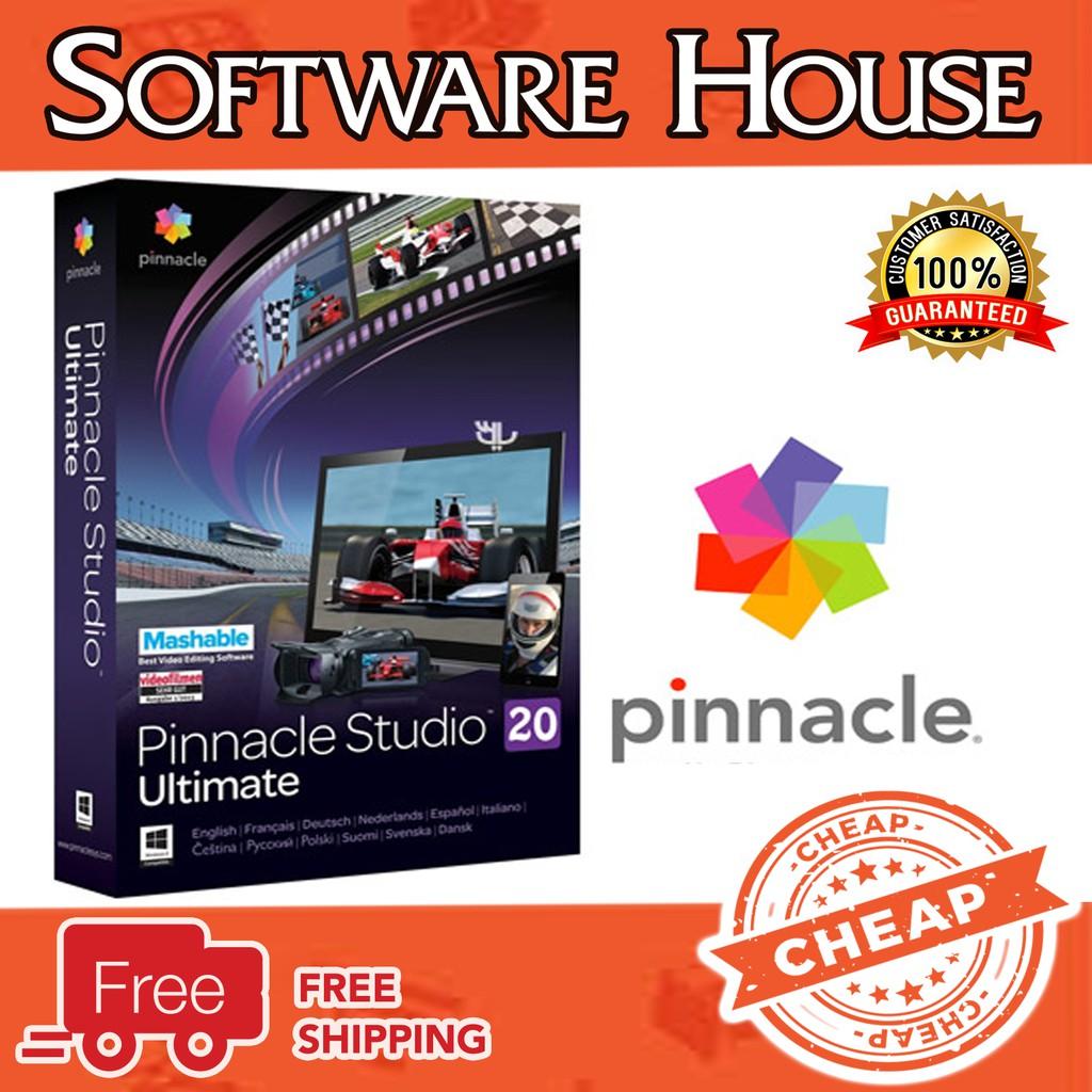 [100% WORK] Pinnacle Studio Ultimate22 0 1 146 x86 / x64