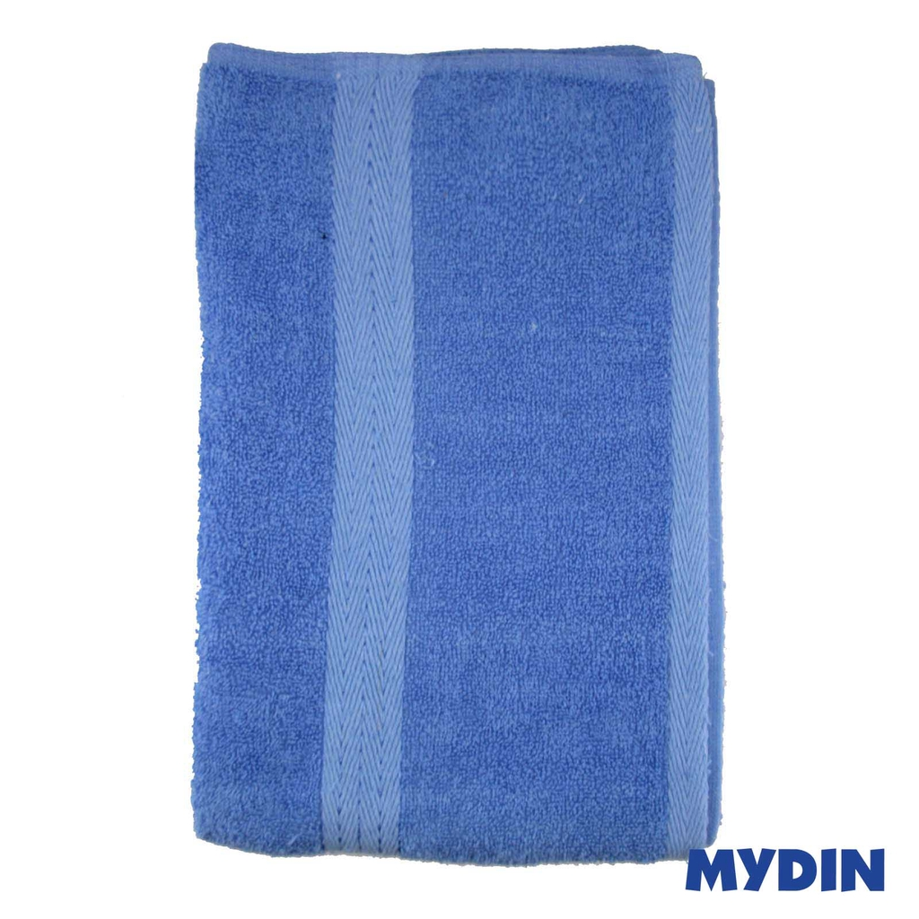 "Bath Towel 380g BTRT124004-3 (27"" x 54"") Blue"