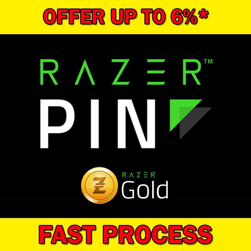 Razer Gold Pin | Mol Point Pin | 6% OFF | Razer Pin From Official Razer