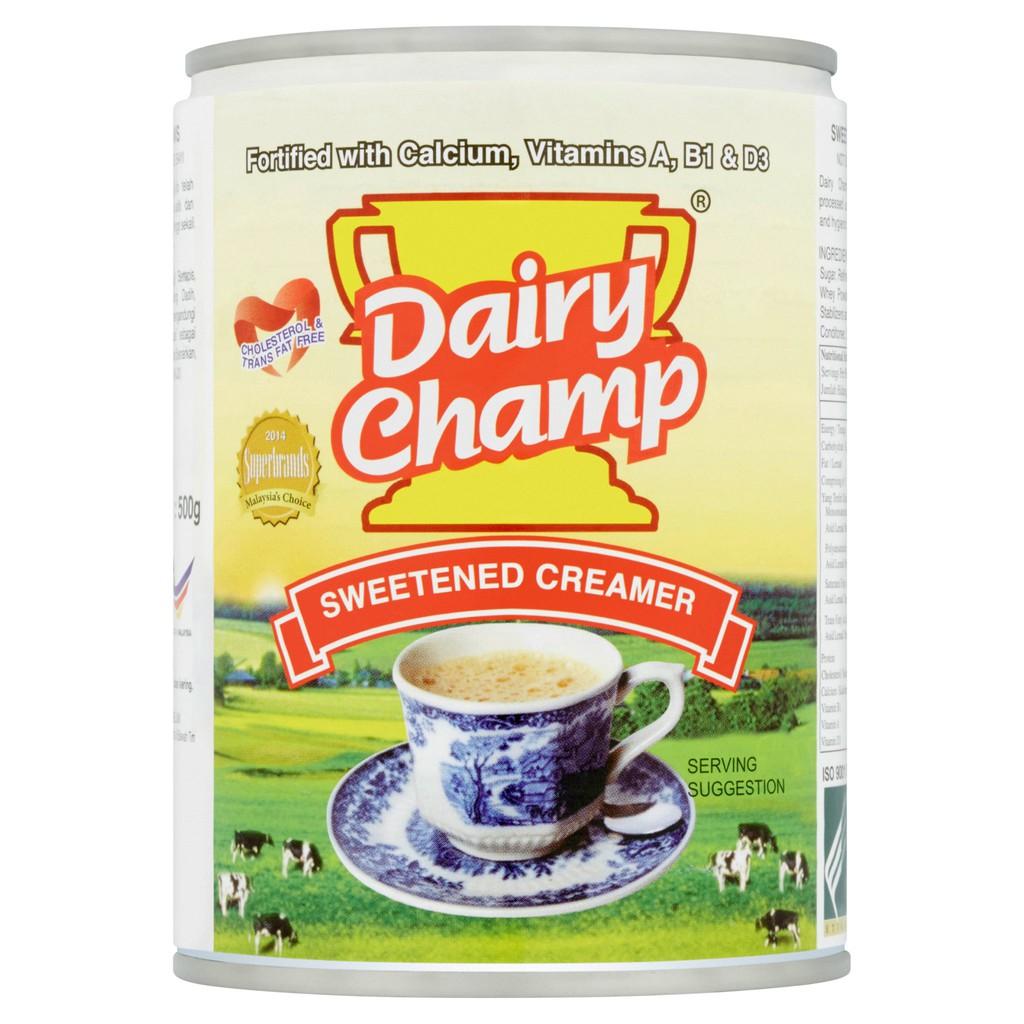 Dairy Champ Sweetened Creamer 500g