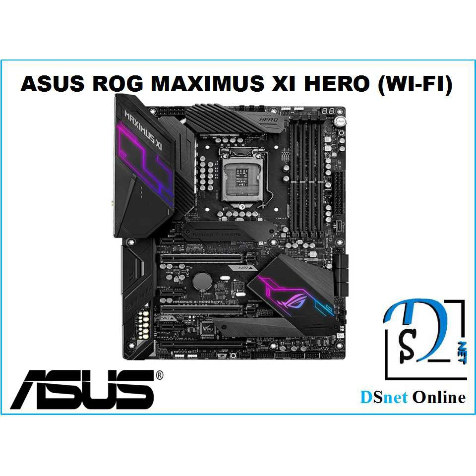 ASUS ROG MAXIMUS XI HERO (WI-FI)