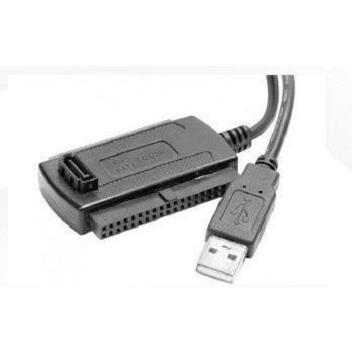 USB 2.0 to IDE SATA 5.25 S-ATA//2.5//3.5 480Mb//s data Interface Adapter Cable