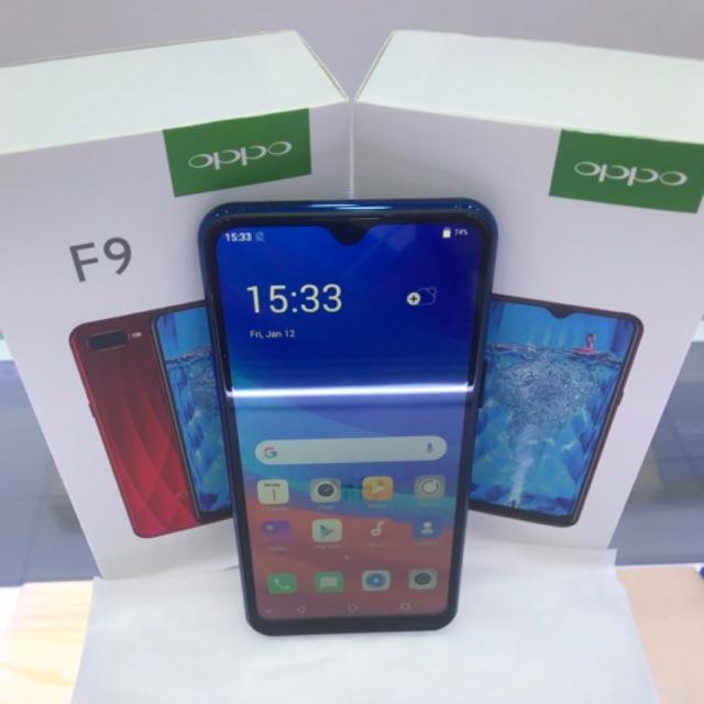 🔥Oppo F9 Pro 6ram 128rom Import Set Full Screen🔥
