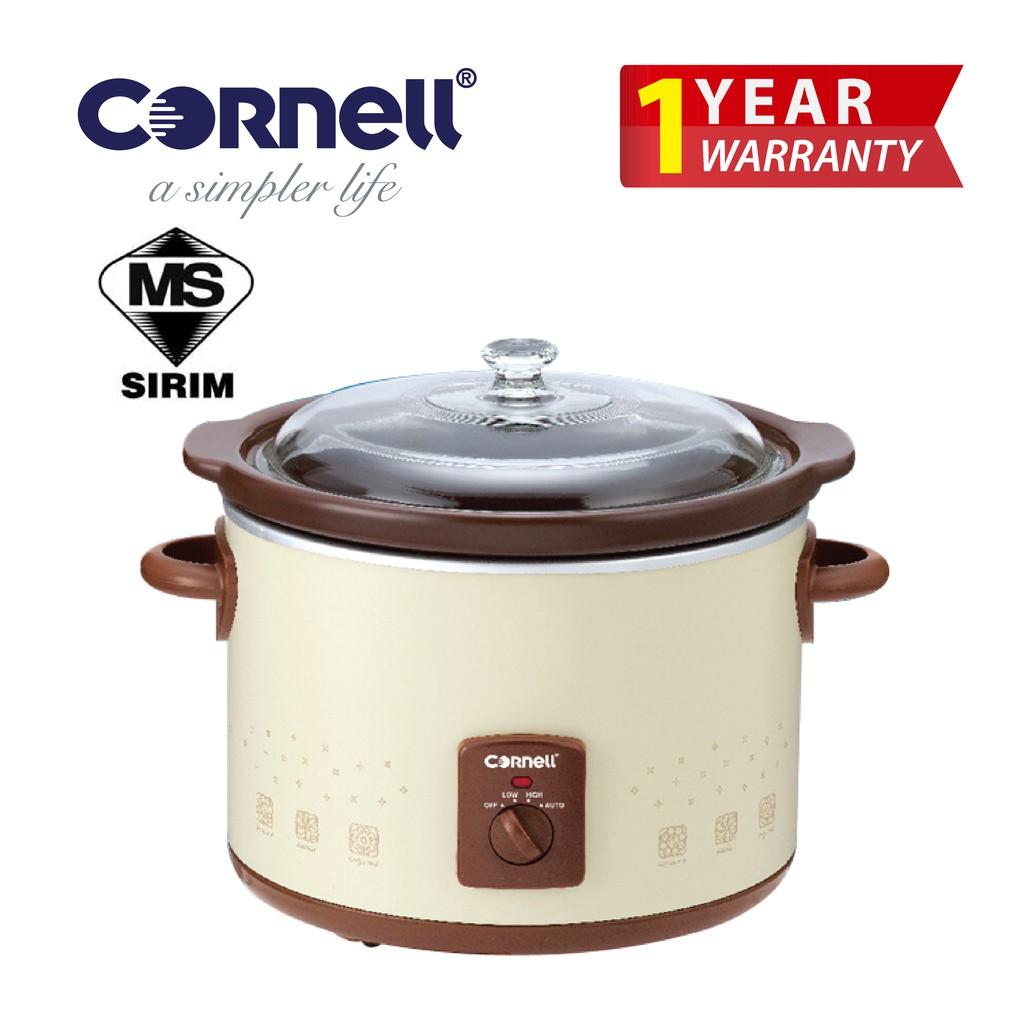 Cornell Slow Cooker (5.0L) CSC-D50C