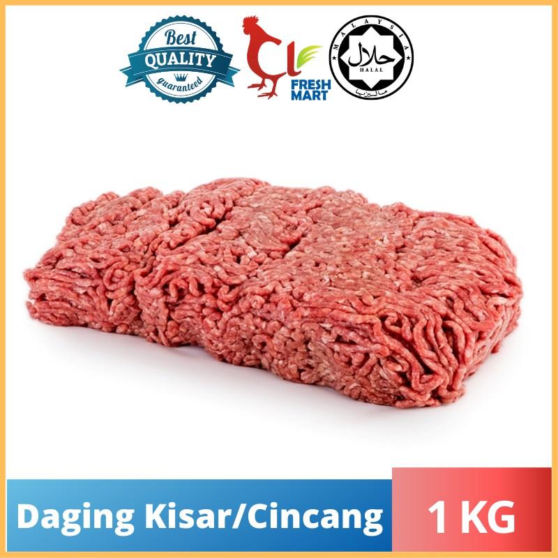 Daging Kisar / Minced Beef (1 KG)