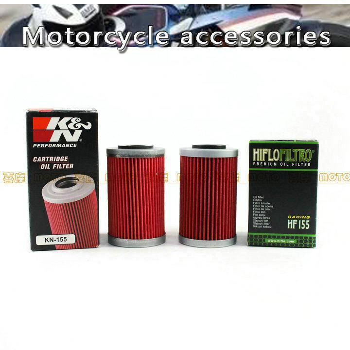 Hiflofiltro HF155-3 Premium Oil Filter 3 Pack