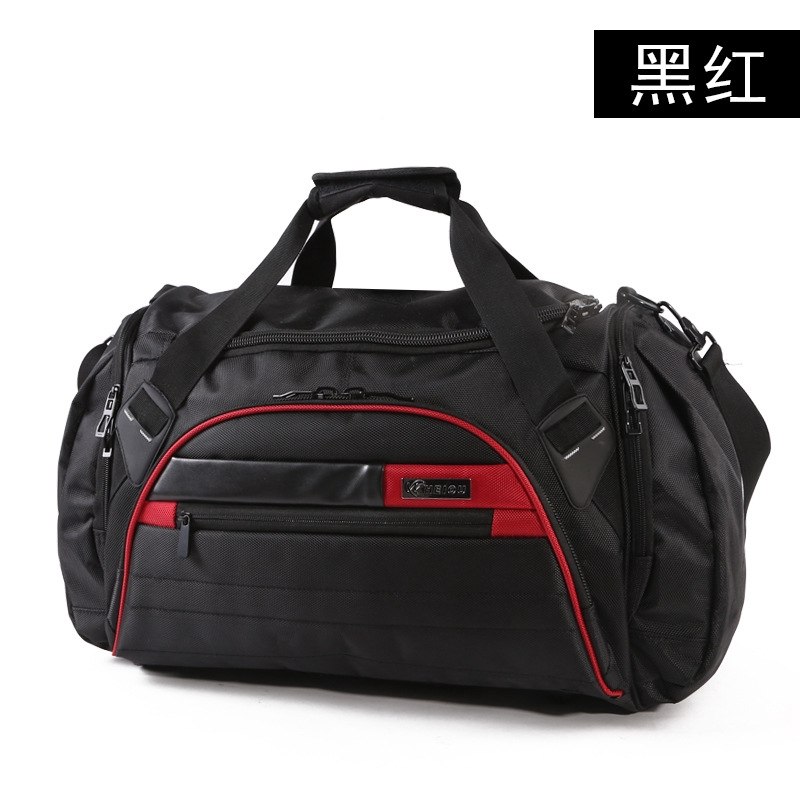 Travel Luggage Duffle Bag Lightweight Portable Handbag Keep Calm Cricket Large Capacity Waterproof Foldable Storage Tote