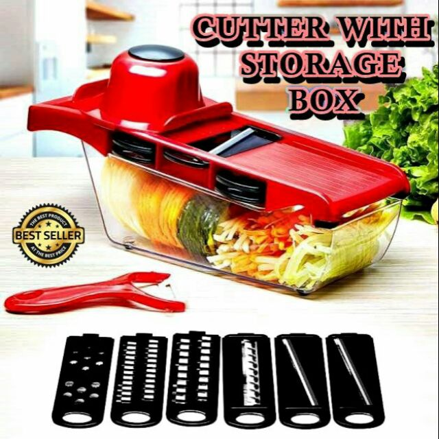 ONION SLICER KITCHEN TOOLS HOUSEHOLD HAND SLICER ONION SLICER / PEMOTONG BAWANG | Shopee Malaysia