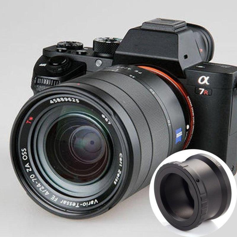 a7S a7 II a7R II a7R T2 Lens Mount Adapter ring T2//NEX for Sony E Mount a7