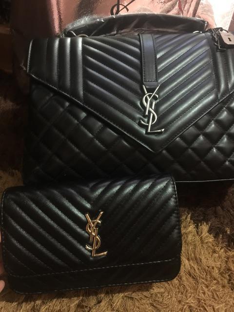 Pre-order Beg Set - Messenger Bag Sling Bag Wallet   Shopee Malaysia