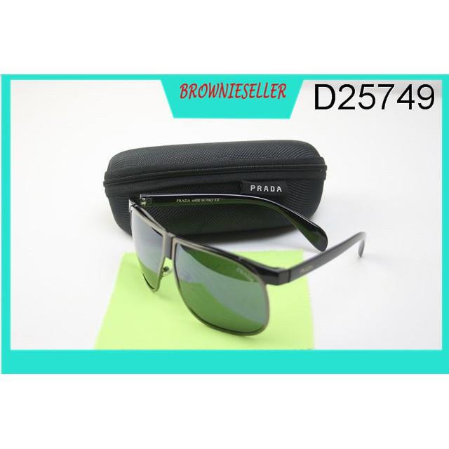 f10883e8da4b ProductImage. Women New Fashion Original PRADA Sunglasses for Outdoor  Travel Black Green