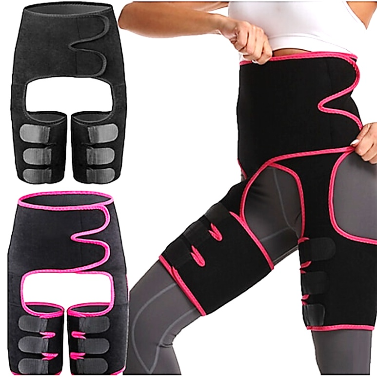 Body Shaper Butt Lifter Waist Band Slimming Belt Ultra Sweat Neoprene Yoga Exercise Fitness Corset