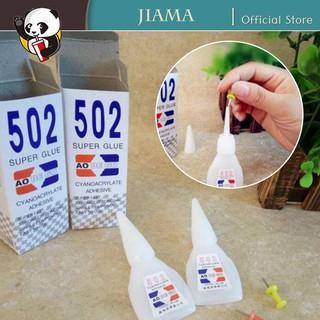 Strongest Super Glue >> Jiamy Super Glue 502 Cyanoacrylate Adhesive Strongest Bonding