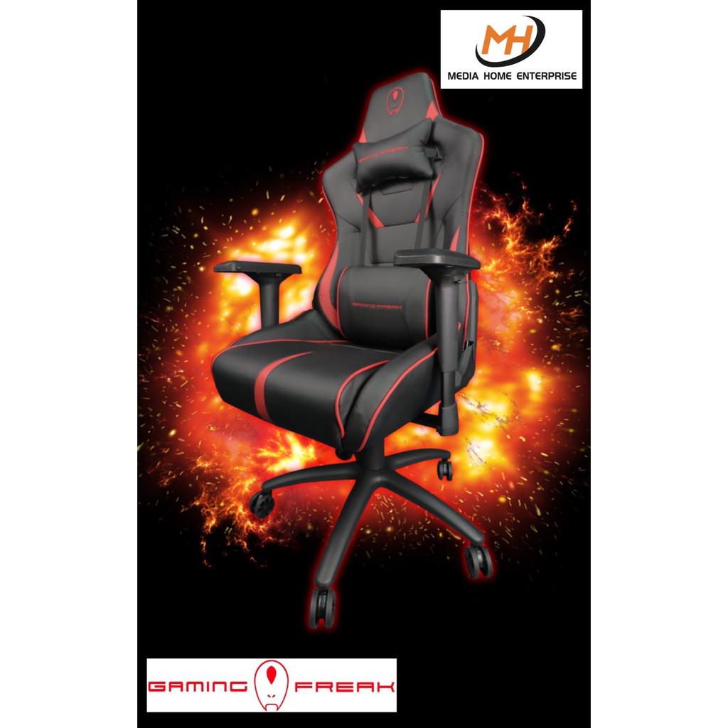 Gaming Freak Chair Throne GT Red Edition GF-GCTGT10RD