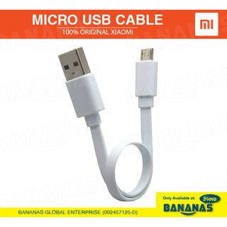 Original Xiaomi 2A Fast Charging Quick Charge Micro USB Data Sync Charger Cable