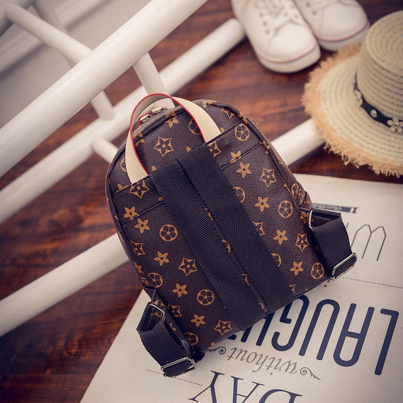 [ READY STOCK ]  Inspired Tag Backpack Fashion Bag Pack Beg Bag Lady